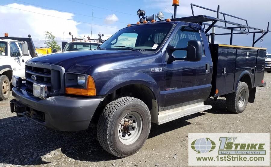 2000 ford f250 7.3 auto transmission