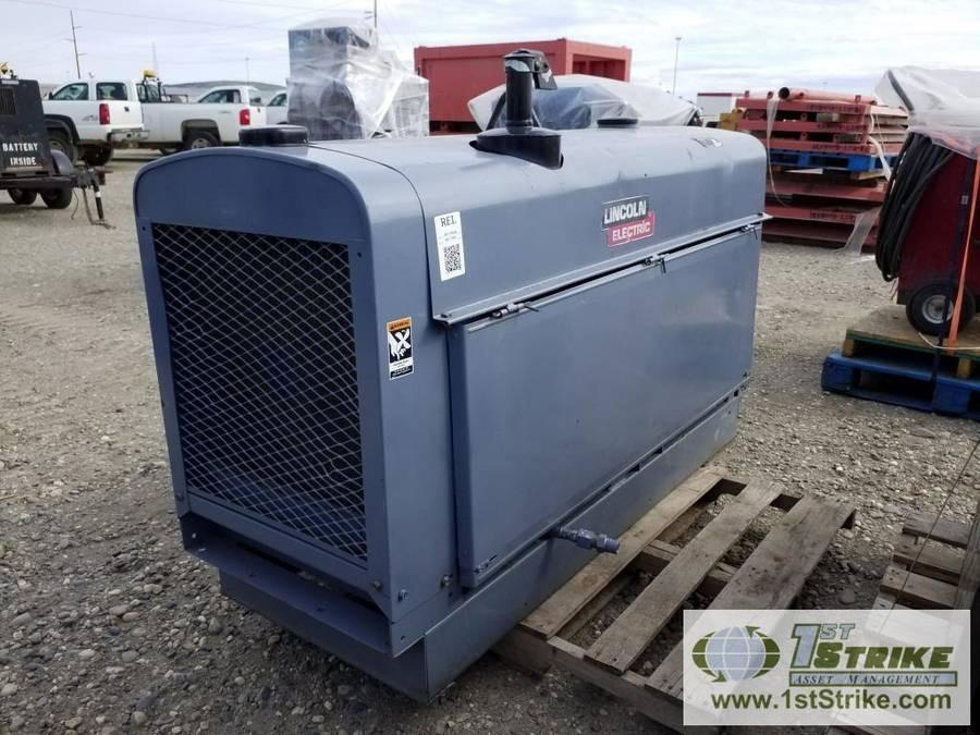 Lincoln Sa250 Used Welders And New Welders For Sale