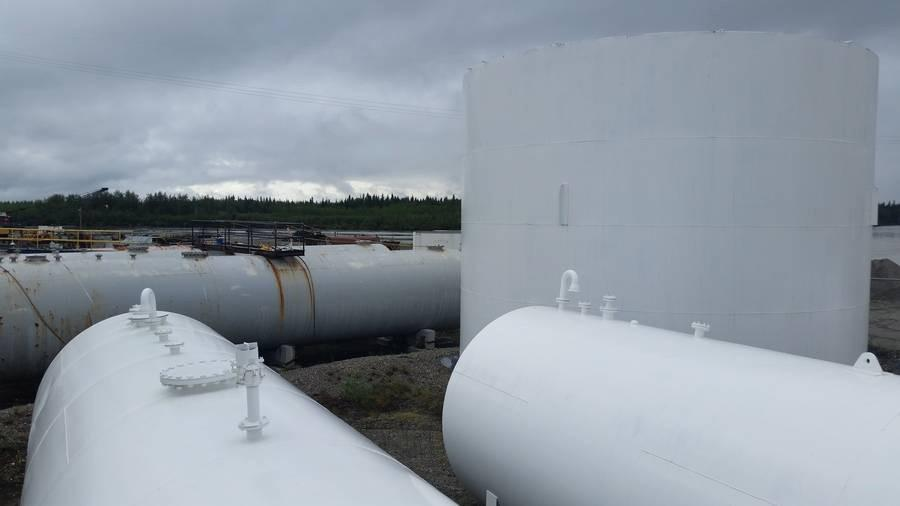 50,000 GALLON FUEL STORAGE TANKS Auction | 1stStrike Asset Management